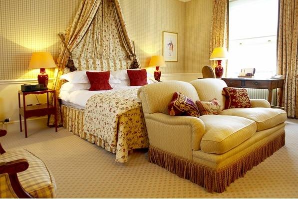 Luxury Room Vineyard at Stockcross