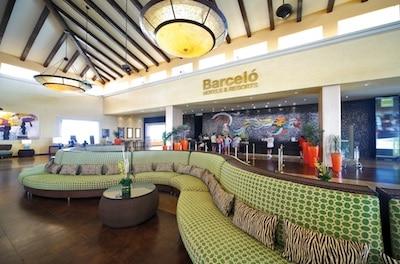 Barcelo Maya Palace Resort Lobby