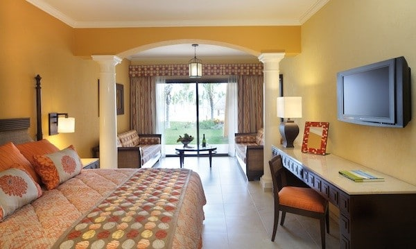 Barcelo Maya Palace Room
