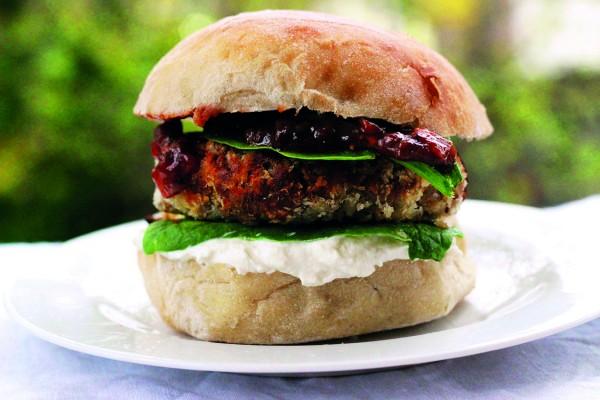 Glamorgan Burger in Friends, Food, Family
