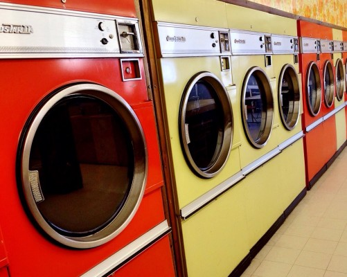 Travel hacks: use hotel laundry and travel lighter