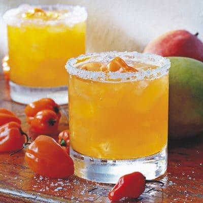 Summer Cocktail Recipe: Mango Habañero Margarita