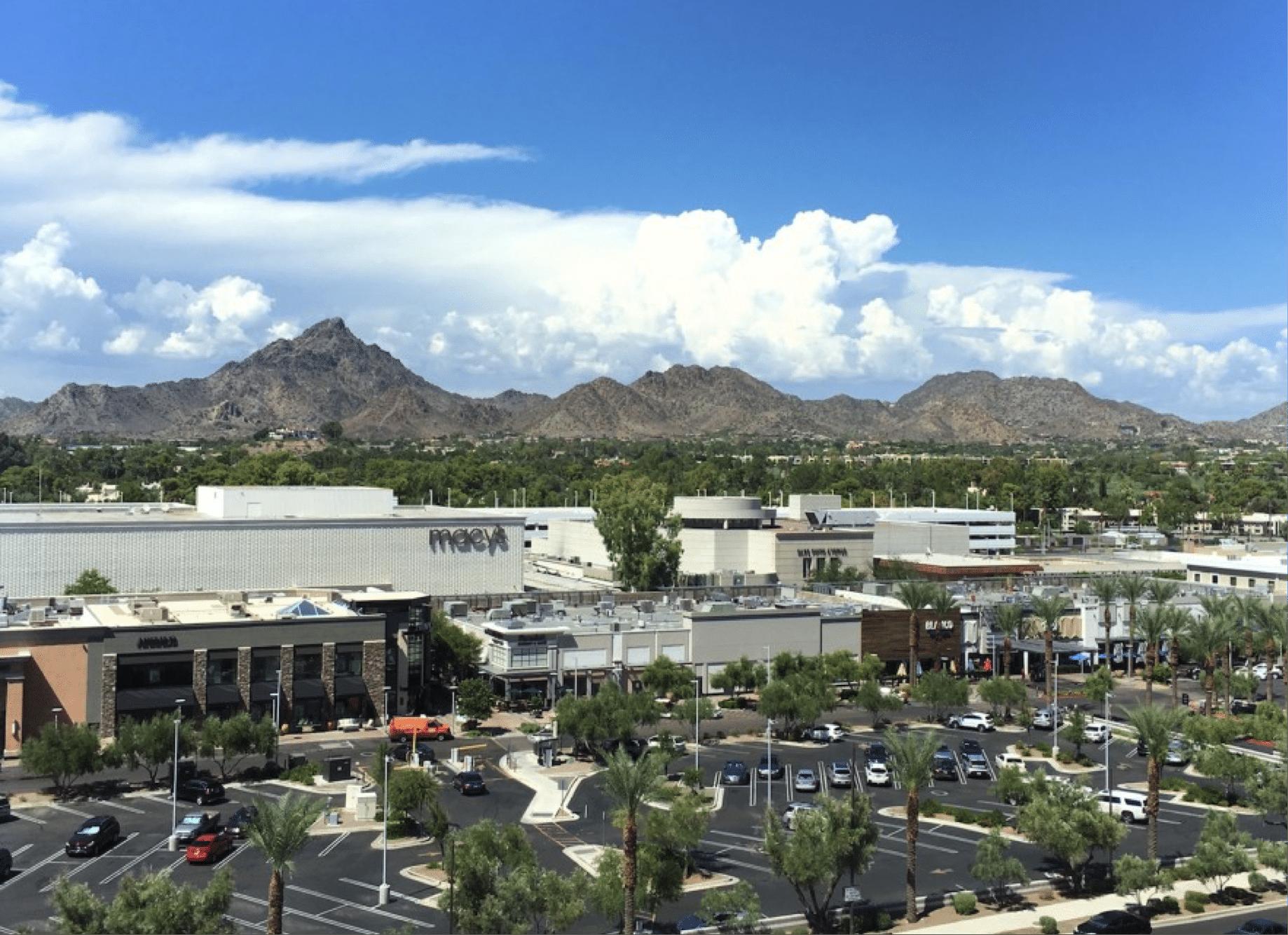 Biltmore Fashion Park for Best Girlfriend Getaway to Phoenix