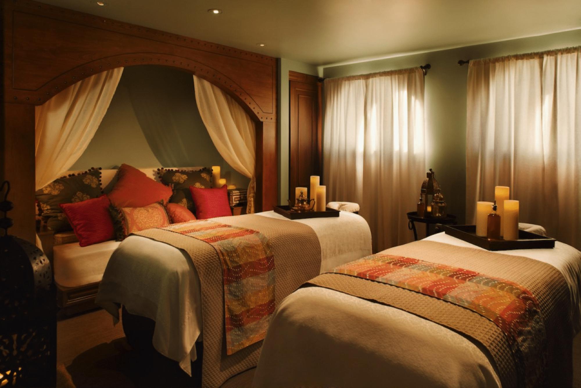 Joya Spa Suite for a best girlfriend's getaways in Phoenix