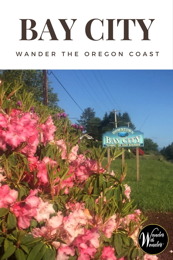 Ride pedal-powered cars down old railroad tracks, walk in a nature reserve and stay in a tiny house—find it all in the coastal town of Bay City, Oregon. #Oregon #PNW #BayCity #PacificNorthWest #Travel