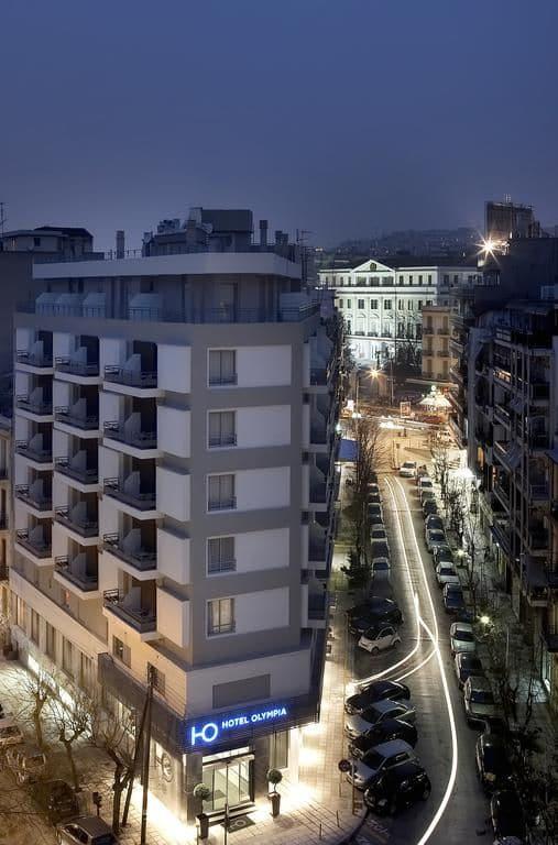 Thessaloniki Hotel Olympia