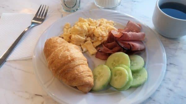 Thessaloniki Park Hotel Breakfast