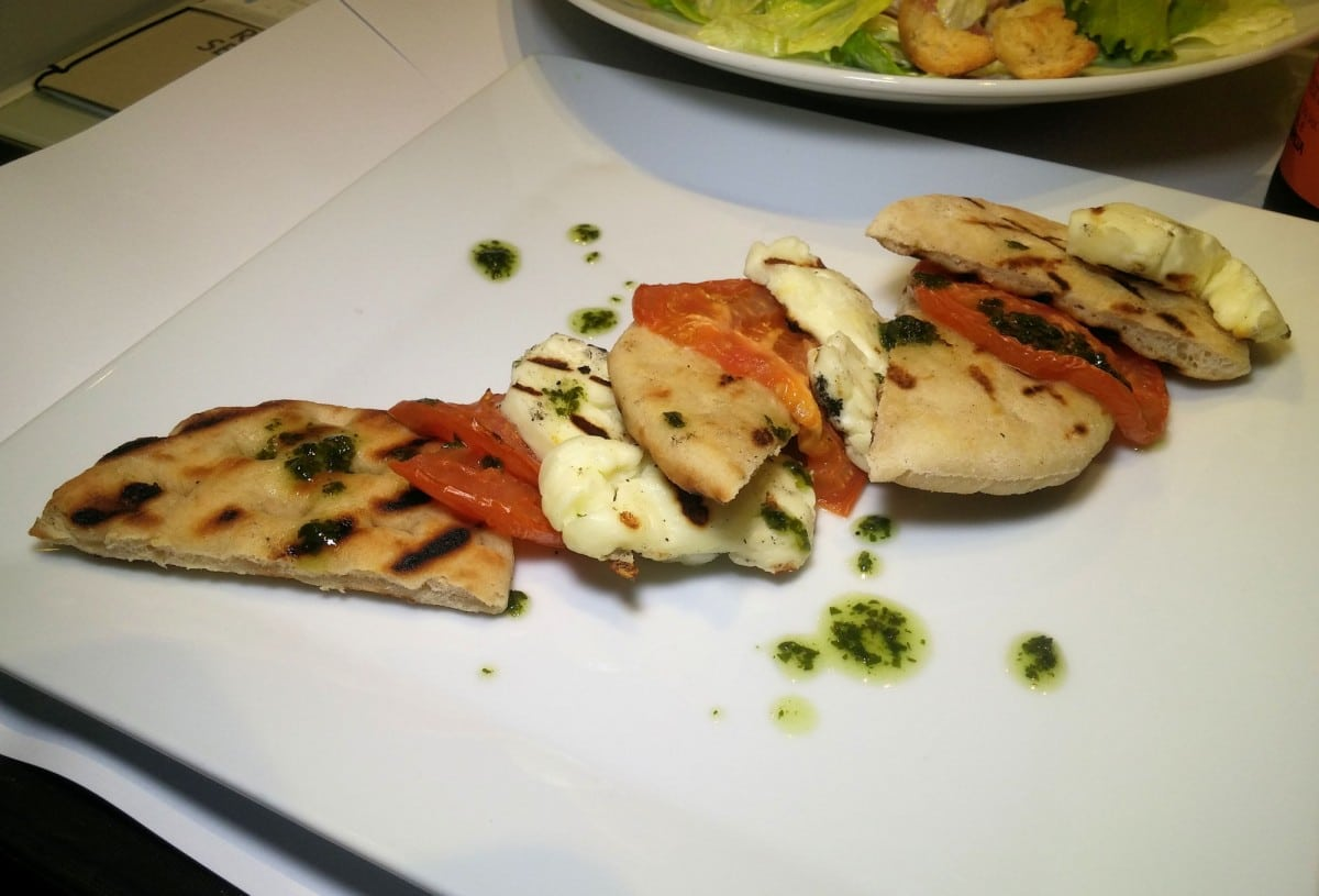 Hotel Olympia Food