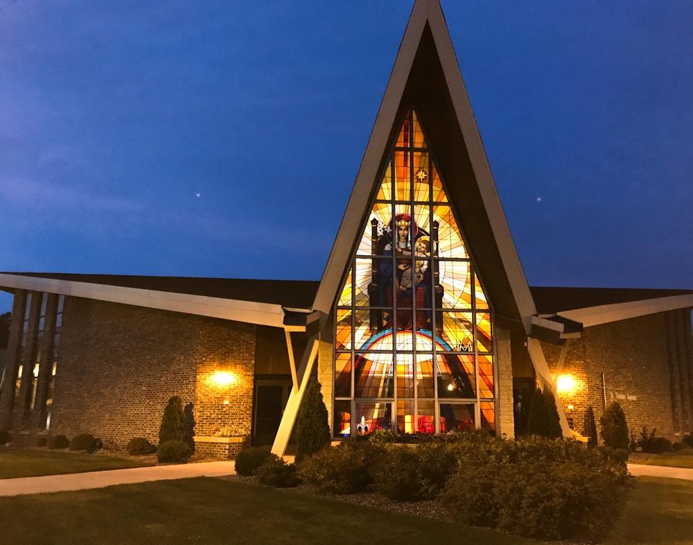 Elkhart Lake church