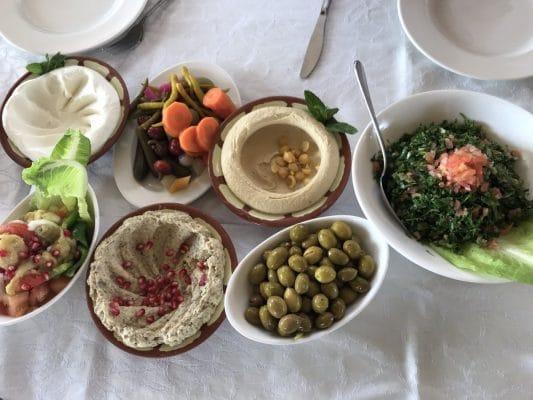 Lebanese Kitchen Jordan
