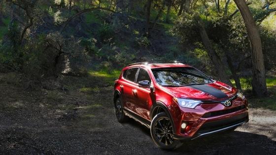 Photo courtesy Toyota USA
