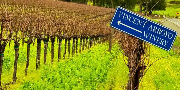 Discover the wines of Vincent Arroyo Winery in Napa Valley
