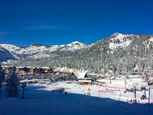 Where to Ski in Spring