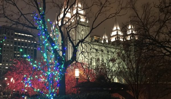Salt Lake City Christmas