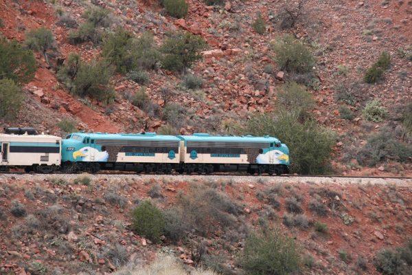 Verde Canyon Railroad - Verde Valley