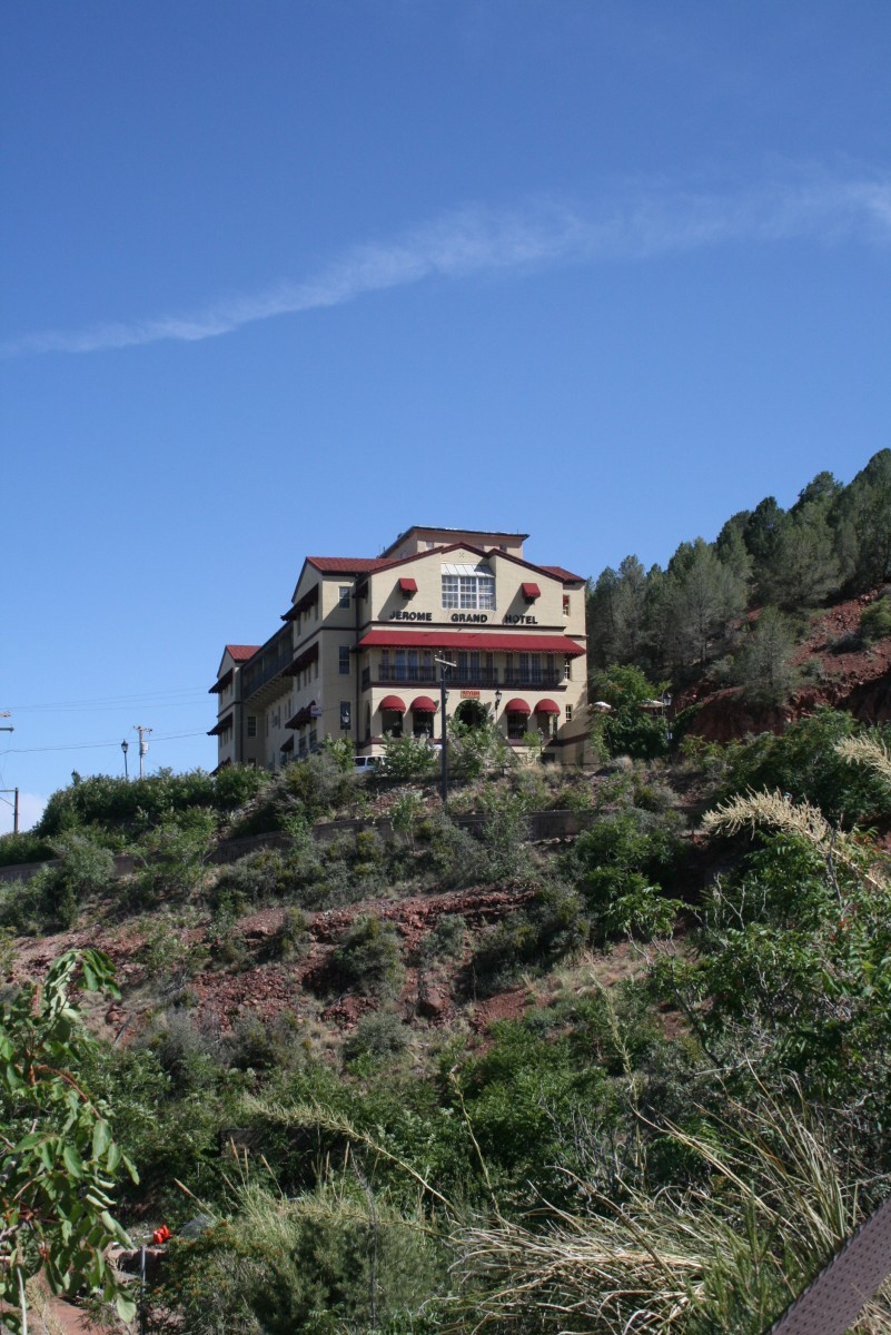 Jerome AZ - Verde Valley