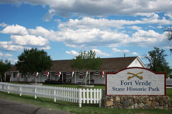 Fort Verde State Historic Park - Verde Valley