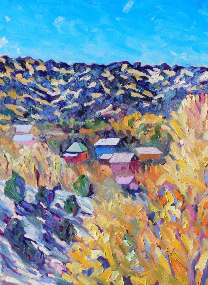 Sally Delap-John - Fall Colors in the Southwest