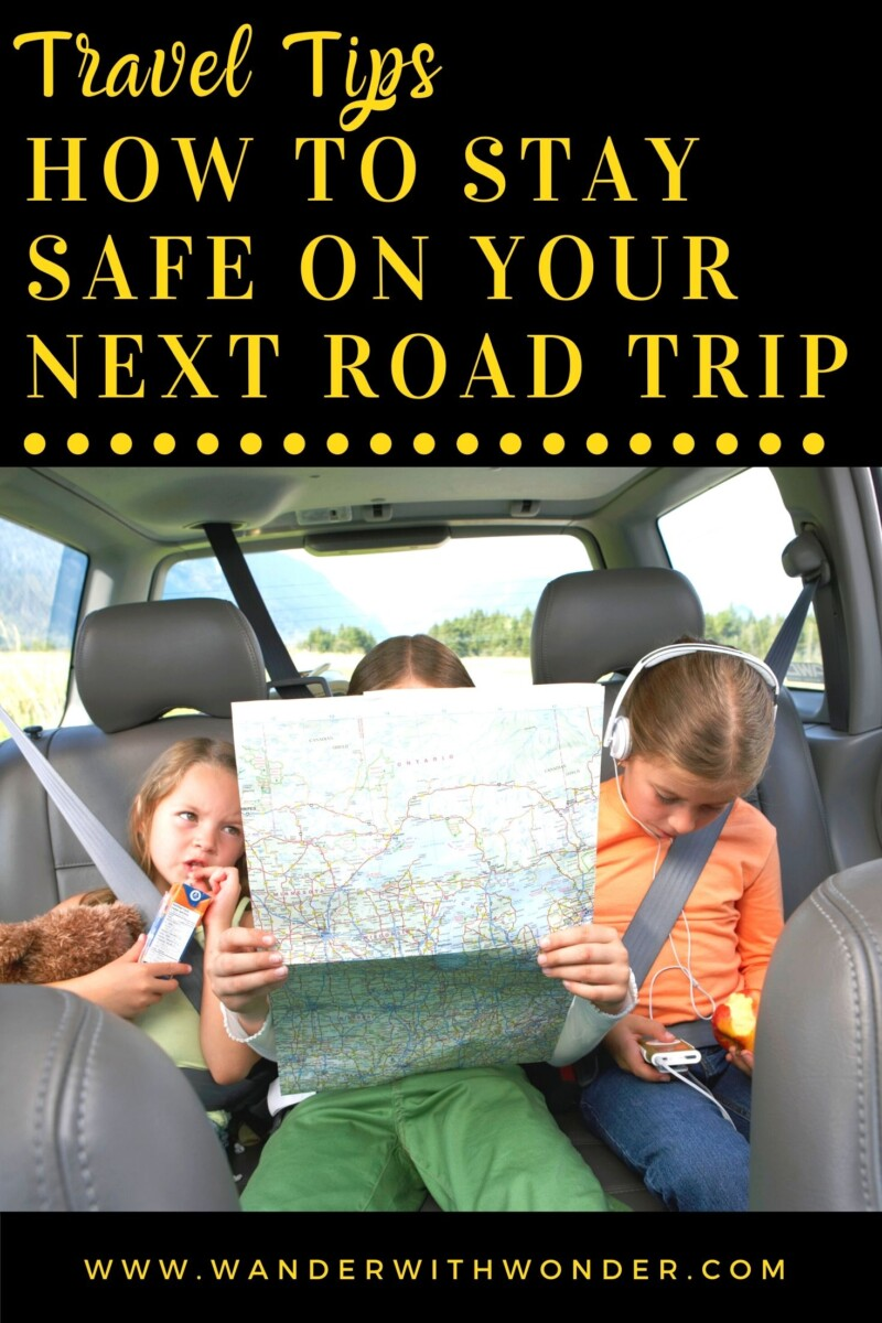Are you planning a road trip? If you want to make the most out of this experience, it's imperative that you go above and beyond to stay safe. Well, you aren't going to enjoy your traveling adventure if you're forced to spend half of it in a hospital bed! Here are three things you must do to stay safe on your next road trip.