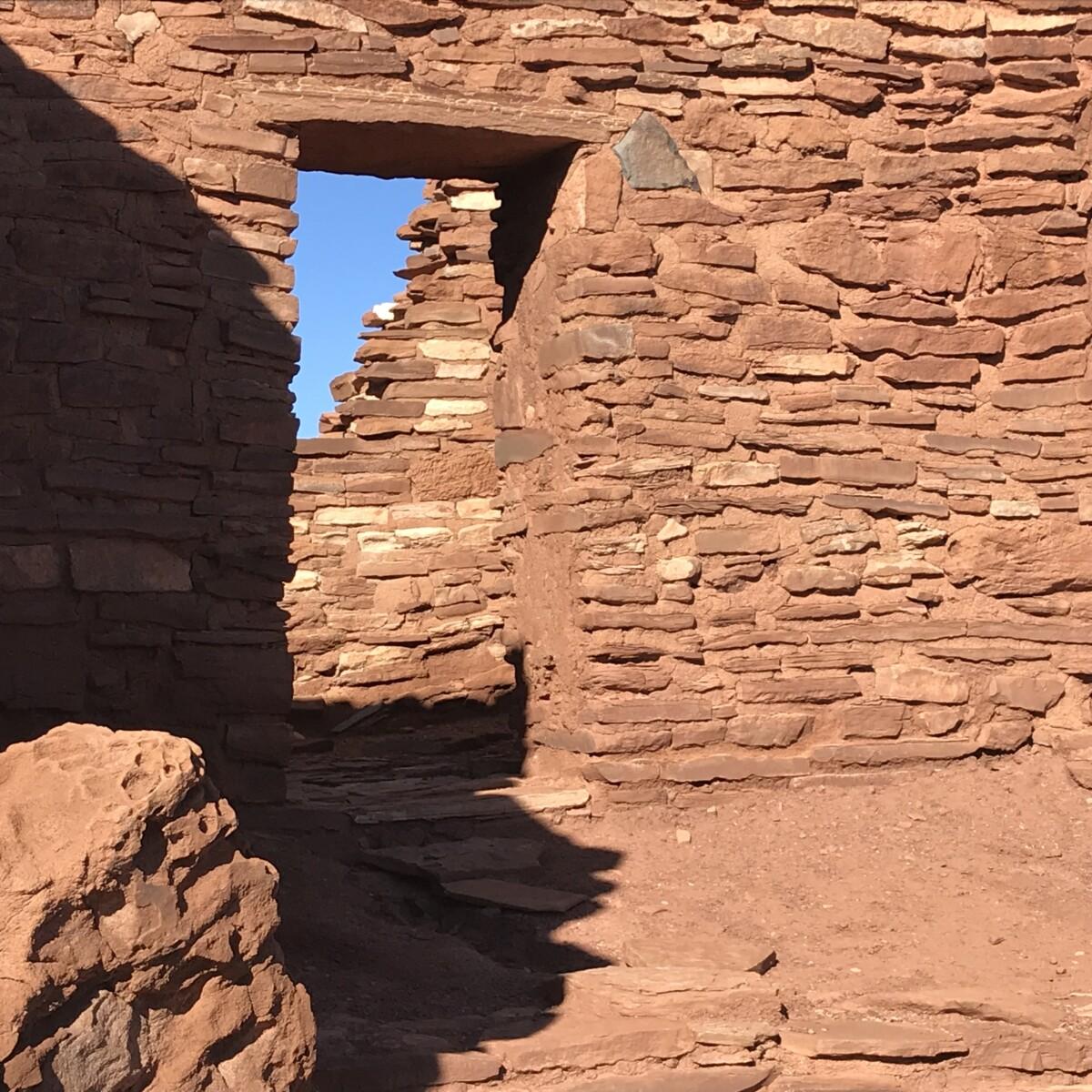 Wupatki Pueblo - Northern Arizona Road Trip