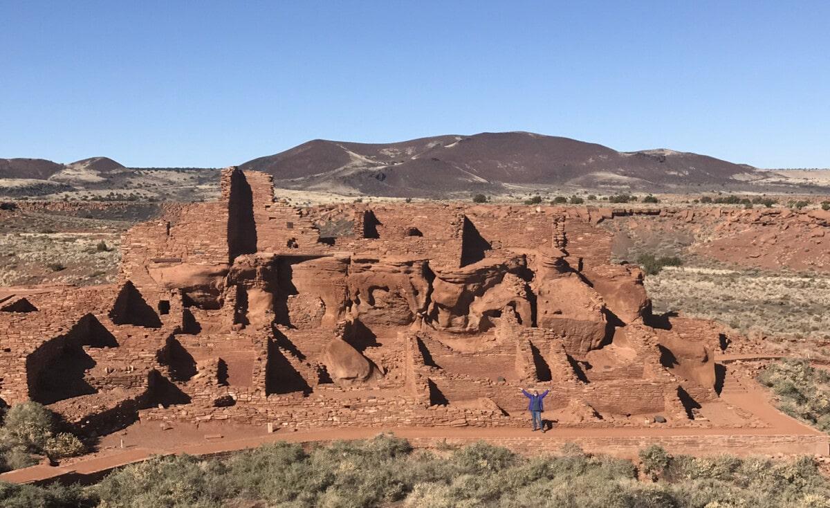 Wapatki Pueblo - Northern Arizona Road Trip