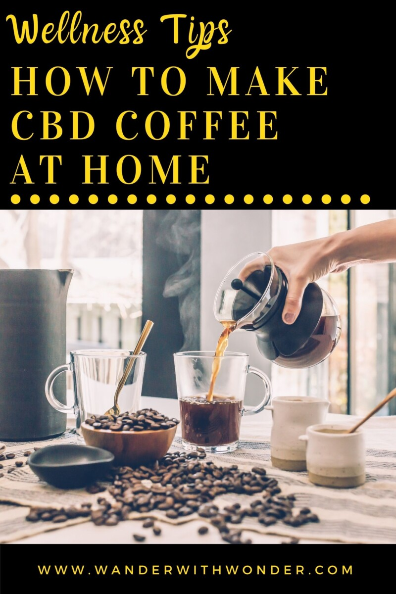 CBD infused coffee is a great way to enhance your morning with the healing power of nature while getting a bunch of benefits for your body.