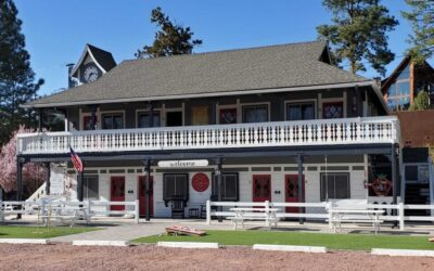 The Strawberry Inn: A Weekend Escape in the Northern Arizona Pines