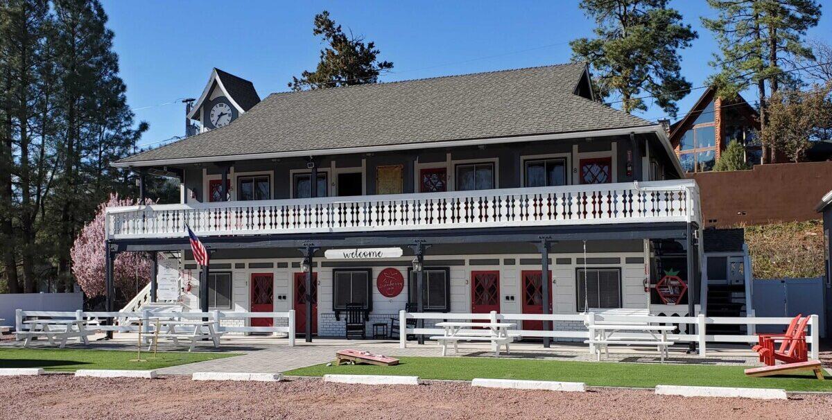 Strawberry Inn Arizona