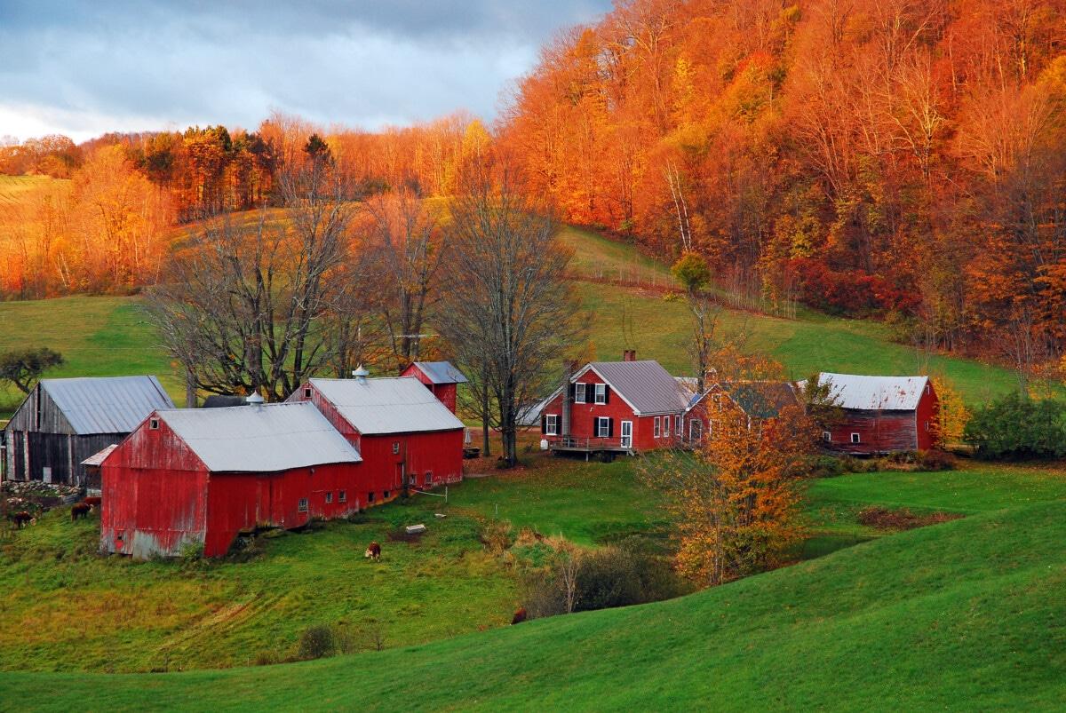 Travel Vermont USA