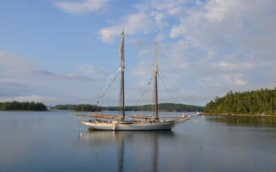 Maine Windjammer Cruise: Disconnect and Discover