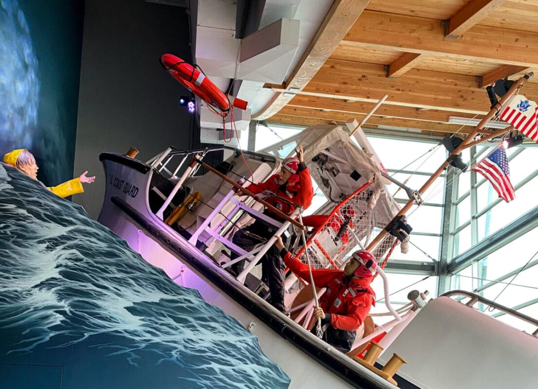 Maritime Museum things to do in Astoria Oregon