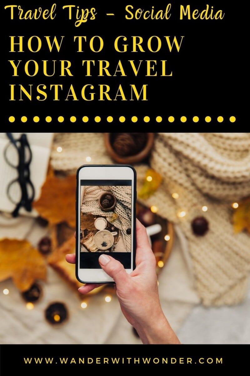 A decade ago, very few people could have imagined some of the jobs that social media has made possible. It has allowed many people to turn their passions into their profession. This is especially true for theInstagram travel influencer niche. While it may seem as easy as snapping a few photos on a trip and posting them on your profile account, growing your travel Instagram can actually be a challenge. Here are several ways you can grow your travel Instagram.