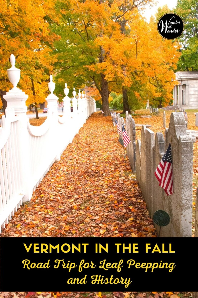 We love great fall getaways in New England and Vermont in the fall is probably one of the best. Vermont, known as The Green Mountain State, could just as accurately be called The Red, Yellow, and Orange Mountain State during autumn in Vermont. The trees that produce the state's iconic maple syrup change from green to varying shades of orange that mix with the yellow birches. Autumn in Vermont is an ever-changing palette, ideal for a leaf-peeping road trip to see the fall foliage.