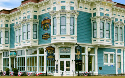 Northern California Road Trip: On the Victorian Trail
