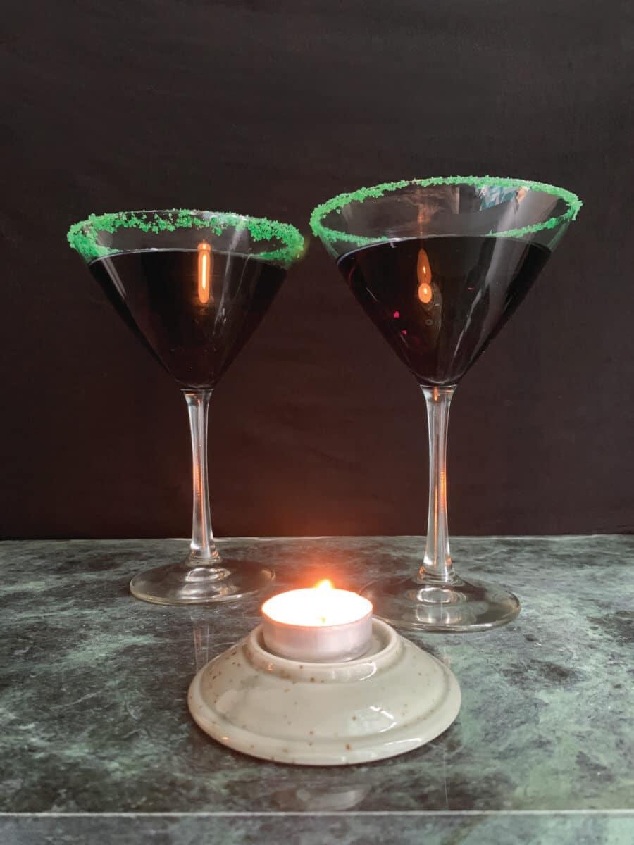 Halloween Cocktails