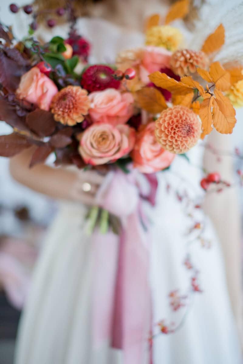 fall wedding trend