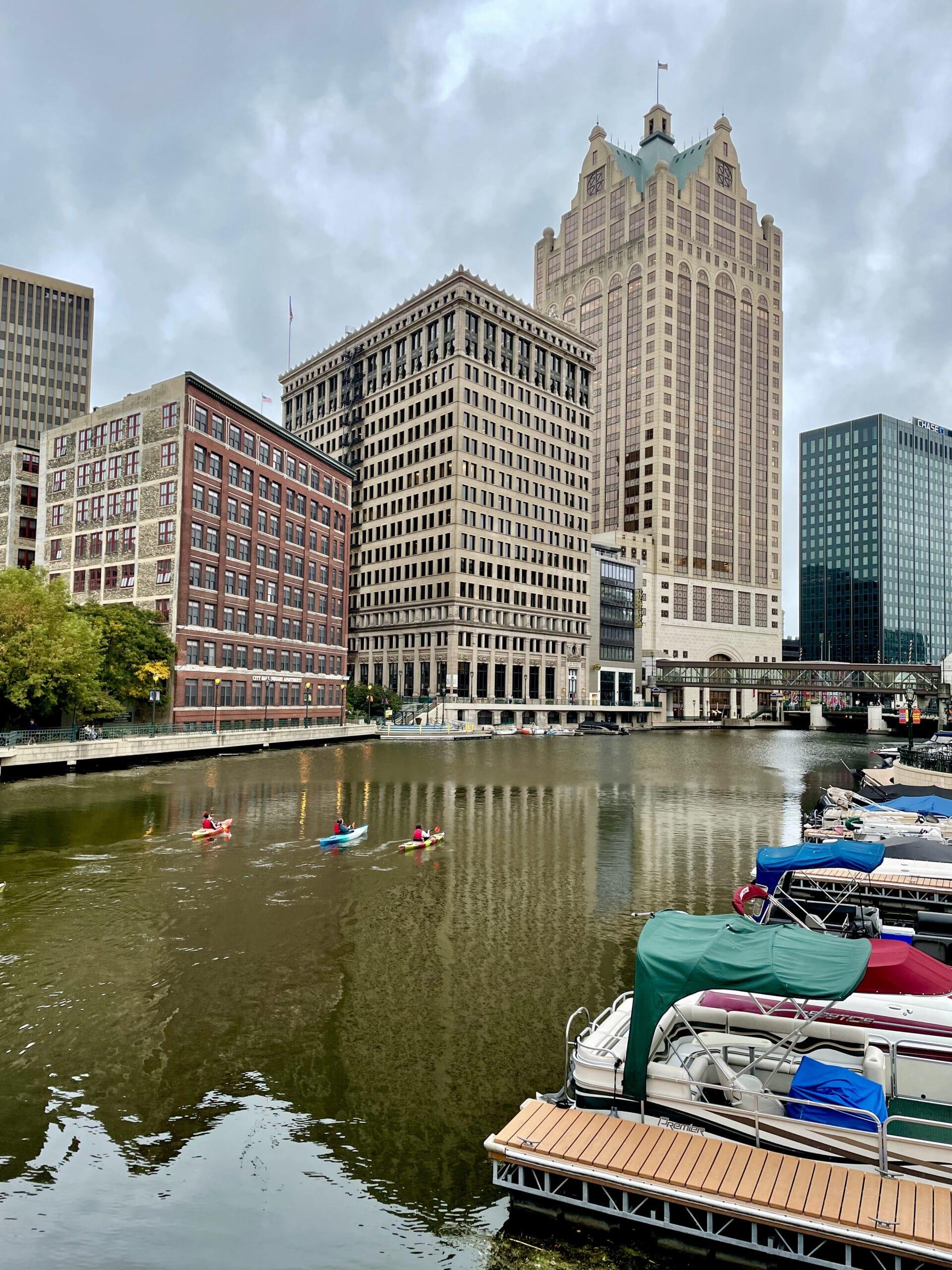 Milwaukee WI for SATW 2021