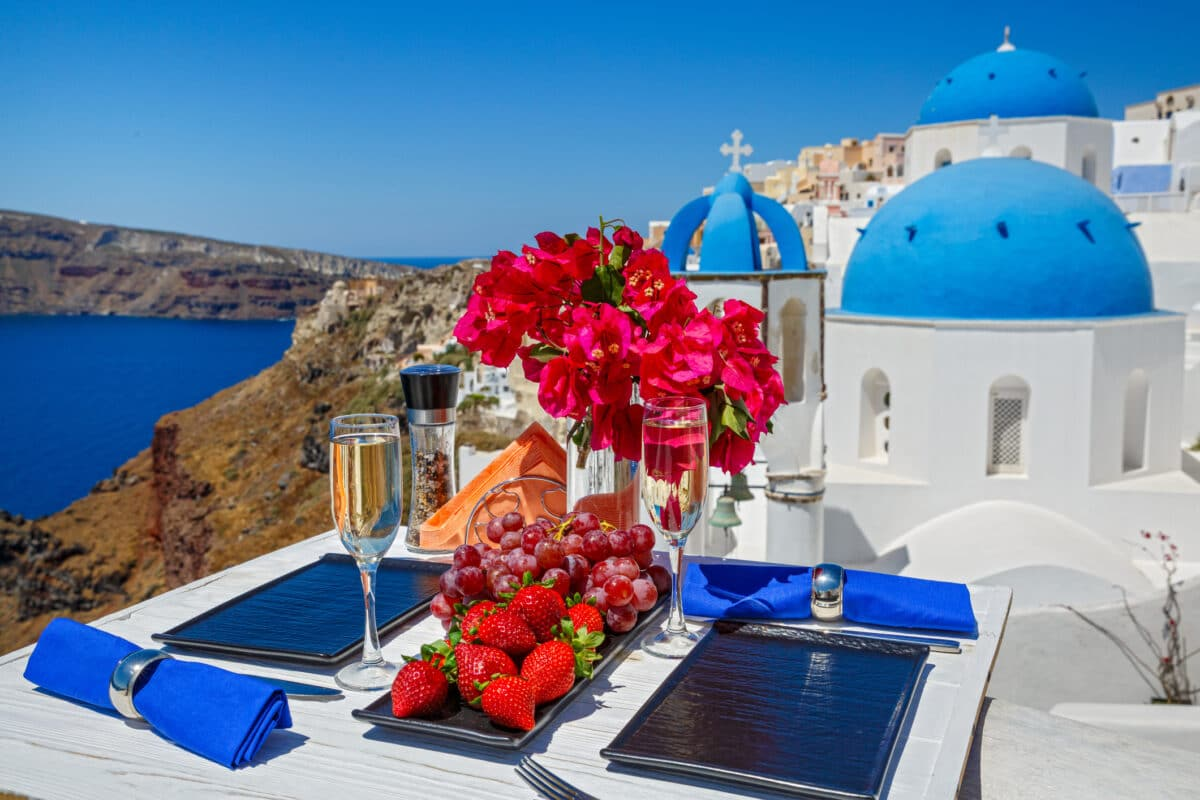 A Culinary Guide to Santorini